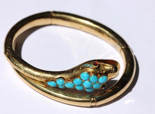 Victorian snake bracelet 1IMG_1171
