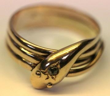 9ct snake ring1 IMG_1749
