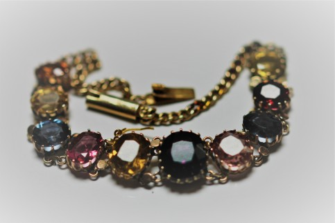 Gemstone braceletIMG_3683