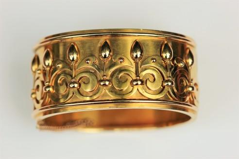 Art nouveau bracelet 1IMG_3842