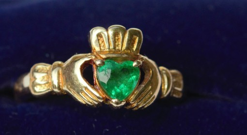 claddagh emerald ring 1aIMG_2534