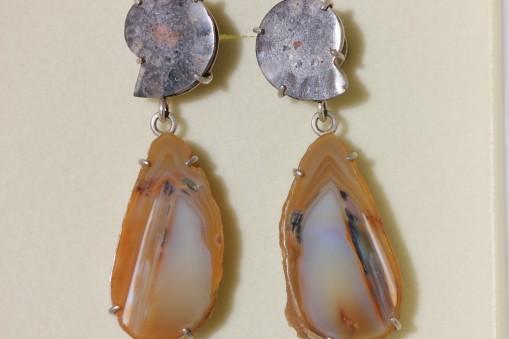 fossil earringsIMG_4353