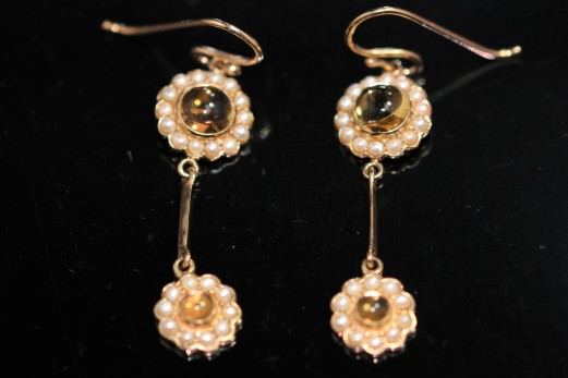 citrine earrings 2IMG_4674