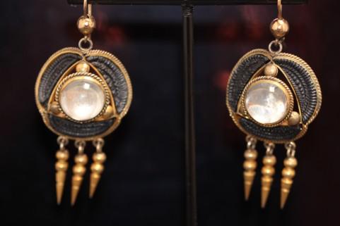 pinchbeck earrings1IMG_5179