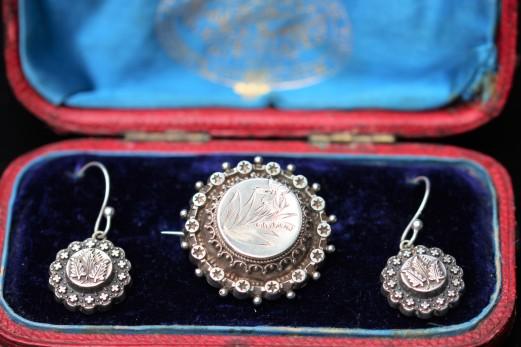 Silver demi parureIMG_5647
